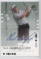 Nick Dougherty /2999