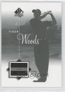 2002 SP Authentic #46SPA - Tiger Woods