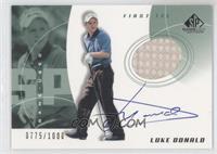 Luke Donald /1000