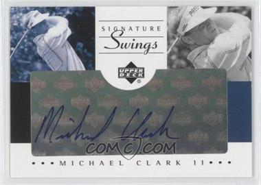 2002 SP Game Used Edition [???] #SS-CL - Michael Clark II (Michael Clark)