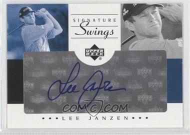 2002 SP Game Used Edition [???] #SS-LJ - Lee Janzen