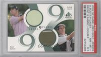 Adam Scott, Paul Casey /200 [PSA 8.5]