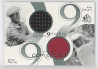 Byron Nelson, Ken Venturi /200