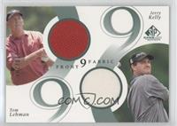 Tom Lehman, Jerry Kelly /200