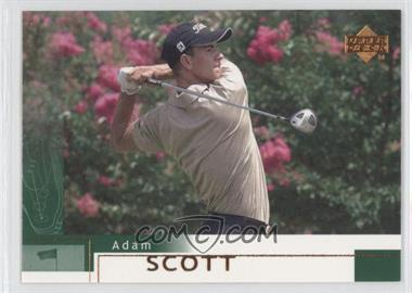 2002 Upper Deck - [Base] #27 - Adam Scott