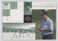 Justin Leonard