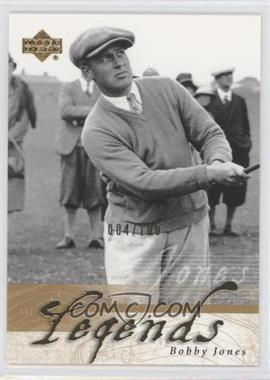 2002 Upper Deck Gold #56 - Bobby Jones /100