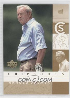 2002 Upper Deck Gold #95 - Arnold Palmer /100