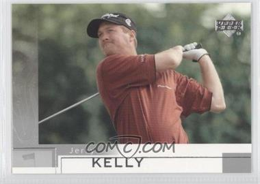 2002 Upper Deck Silver #40 - Jerry Kelly