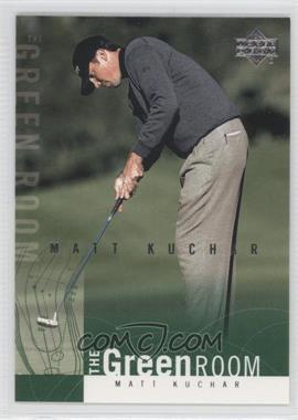 2002 Upper Deck The Green Room #GR16 - Matt Kuchar