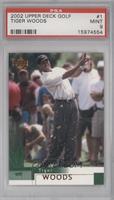 Tiger Woods [PSA9]