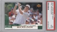 Phil Mickelson [PSA 9]