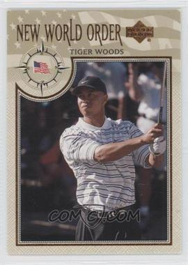 2002 Upper Deck #61 - Tiger Woods