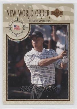 2002 Upper Deck #61 - Tiger Woods