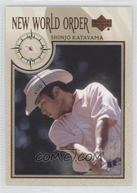 2002 Upper Deck #75 - Shinjo Katayama