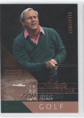 2003 SP Authentic - [Base] #77 - Arnold Palmer /1962