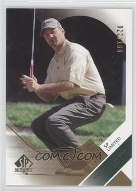 2003 SP Authentic [???] #11SPA - Jerry Kelly