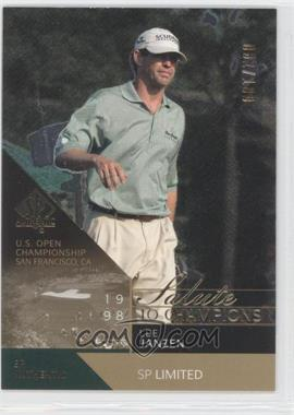 2003 SP Authentic [???] #94SPA - Lee Janzen /100