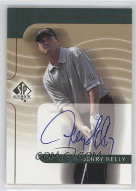 2003 SP Authentic [???] #JK - Jerry Kelly