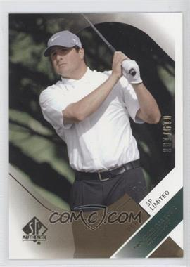 2003 SP Authentic Limited #23SPA - Pat Perez /100