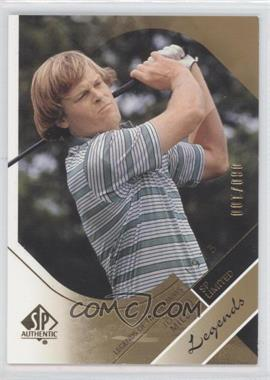 2003 SP Authentic Limited #36SPA - Johnny Miller /100