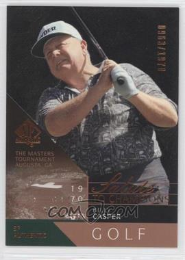 2003 SP Authentic #79 - Billy Casper /1970