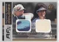 Laura Davies, Nancy Lopez /200