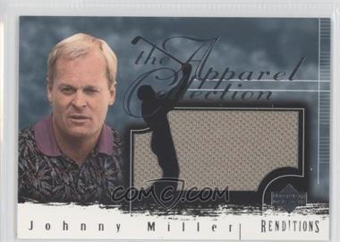 2003 Upper Deck [???] #AC-JM - Johnny Miller
