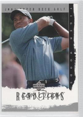 2003 Upper Deck Renditions #1 - Tiger Woods