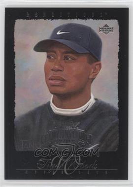 2003 Upper Deck Renditions #100 - Tiger Woods