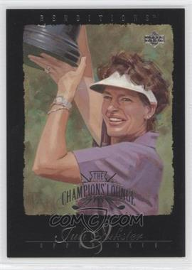 2003 Upper Deck Renditions #72 - Juli Inkster