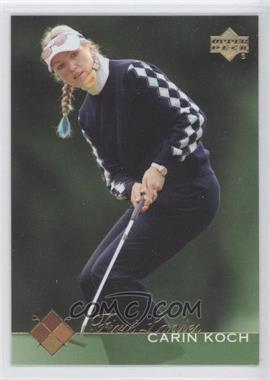 2003 Upper Deck #55 - Carin Koch