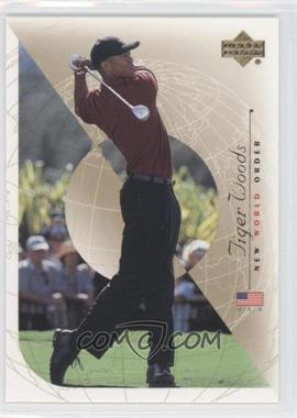 2003 Upper Deck #75 - Tiger Woods