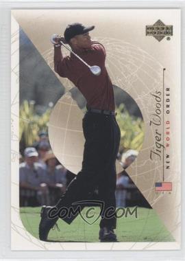 2003 Upper Deck #75 - Tiger Woods