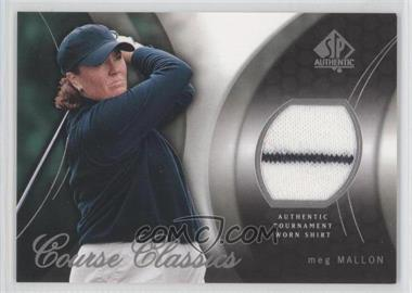 2004 SP Authentic [???] #CC12 - Meg Mallon