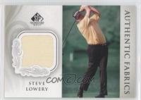 Steve Lowery
