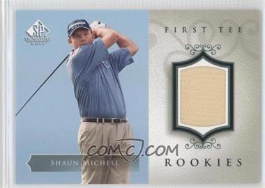 2004 SP Signature [???] #43 - Shaun Micheel