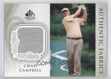2004 SP Signature [???] #AF-CC - Chad Campbell
