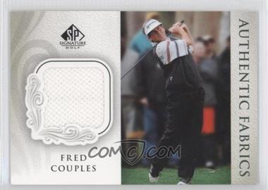 2004 SP Signature [???] #AF-FC - Fred Couples