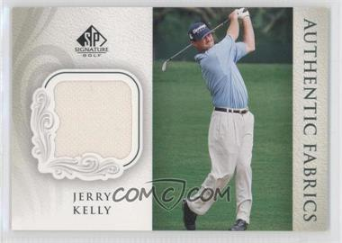 2004 SP Signature Authentic Fabrics #AF-JK - Jerry Kelly
