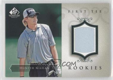 2004 SP Signature #47 - Hunter Mahan