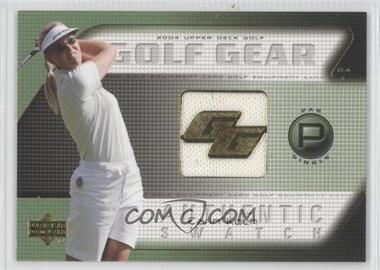 2004 Upper Deck - Golf Gear - Par Single #CK-GG - Carin Koch