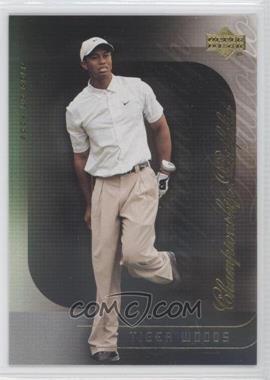 2004 Upper Deck Championship Portfolio #CP13 - Tiger Woods