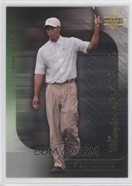 2004 Upper Deck Championship Portfolio #CP14 - Tiger Woods