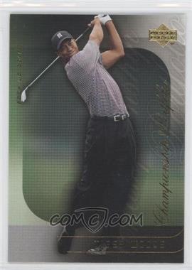 2004 Upper Deck Championship Portfolio #CP18 - Tiger Woods