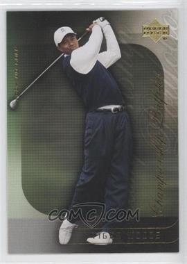 2004 Upper Deck Championship Portfolio #CP5 - Tiger Woods