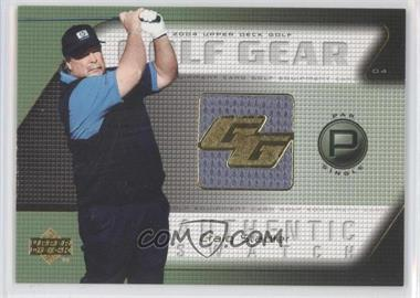 2004 Upper Deck Golf Gear Par Single #CS-GG - Craig Stadler