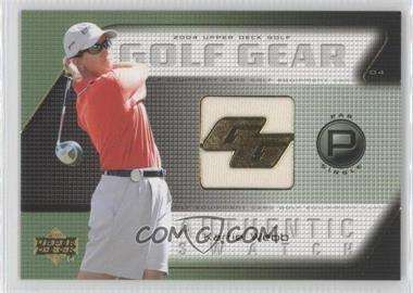 2004 Upper Deck Golf Gear Par Single #KW-GG - Karrie Webb