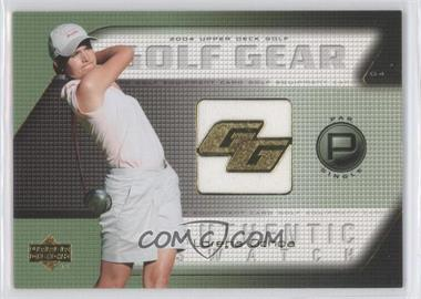 2004 Upper Deck Golf Gear Par Single #LO-GG - Lorena Ochoa