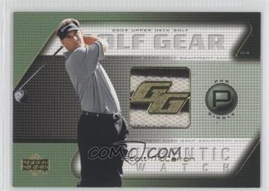 2004 Upper Deck Golf Gear Par Single #SM-GG - Scott McCarron